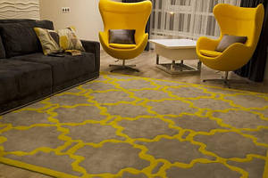 Українська фабрика килимів ручної роботи «Victory Carpets» 6