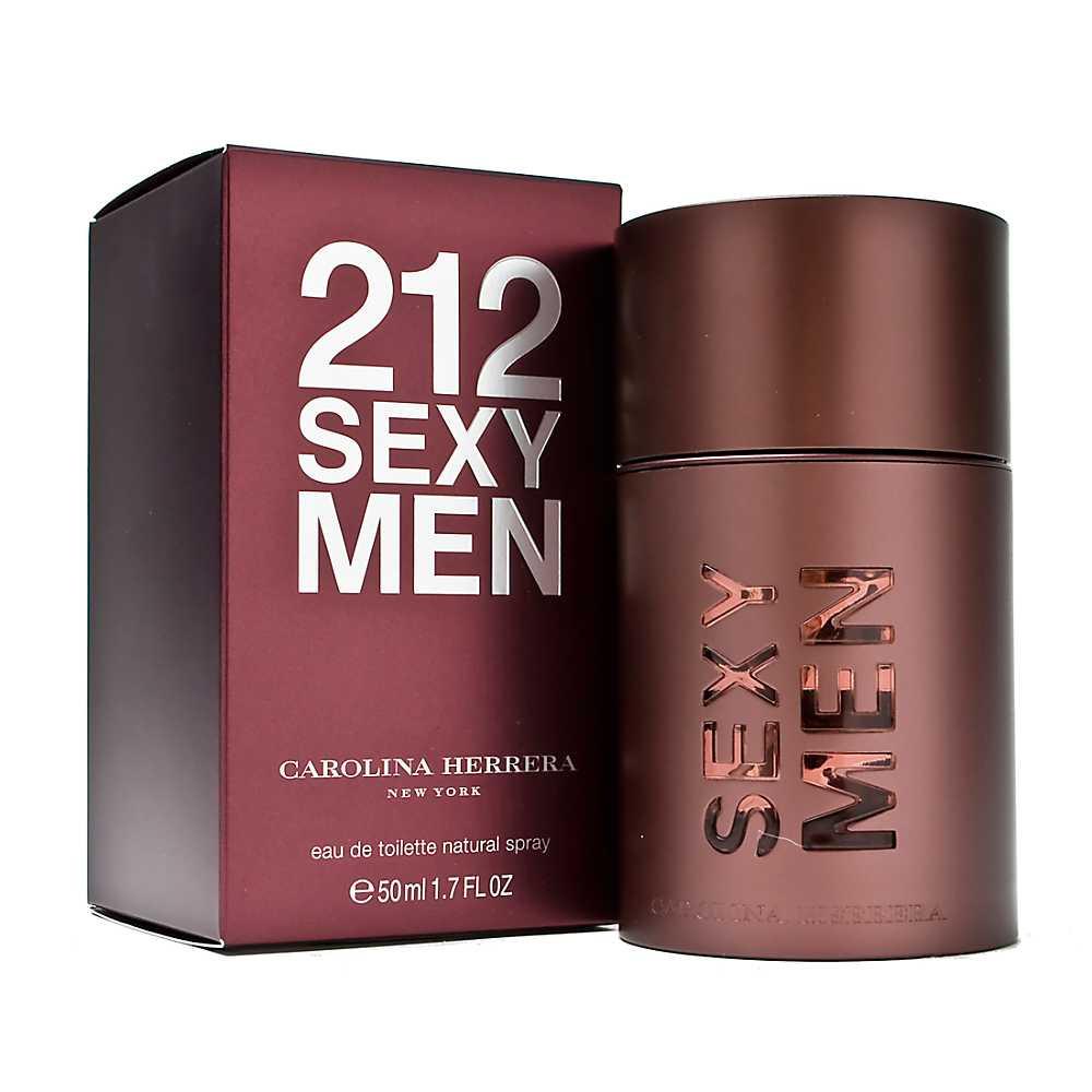 Туалетная вода секси 212 мужская