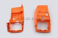 "Крышка двигателя (верхняя)   для бензопилы Goodluck GL4500/5200   ""FORESTER"""