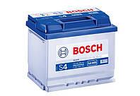 Аккумулятор Bosch S4 005 Silver 60Ah 12V (0092S40050)