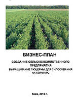 Бизнес – план (ТЭО). Кормовая люцерна. Суданская трава. Сидераты. Силос. Корм для КРС