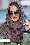 Женская модная шапка-капор ХИТ (расцветки), фото 4