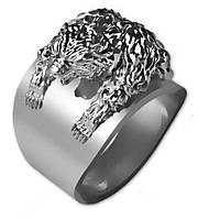 Перстень Медведь Гризли 381
