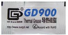 Термопаста GD900 0.5 грамм