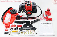 Надежный помощник- триммер для травы GoodLuck GL4300ВС - 4,3кВт  леска и нож 3Т