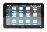 """GPS-навигатор FREELANDER 5"""" 512 (AVin-входом для камеры заднего вида, bluetooth и съемным аккумулятором)"""