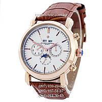 Бюджетные часы Vacheron Constantin Malte Perpetual Calendar AA Brown/Gold/White