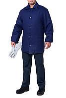 """Куртка ватная """"Север"""" (цвет: темно-синий)"""
