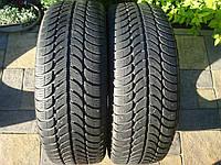 БУ резина зимняя R16 205/60 Sava Eskimo S3, шины, пара 2шт.