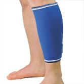 Бандаж фиксатор мышц голени неопреновый. Размер 1,2,3,4
