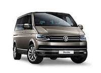Боковые подножки VW T6 (2015-2020)