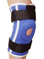 Бандаж на коленный сустав со спиральными ребрами. Размер 1,2,3,4