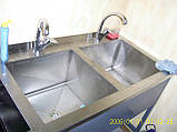 Ванны- моечные из нержавейки, фото 4
