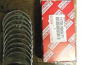 Вкладыши коренные к вилочному погрузчику TOYOTA двигатель 1DZ 0,75. 11701-78201-71