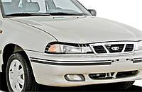 Захист передніх фар Daewoo Nexia 1995-2008 р. в. Део Нексія