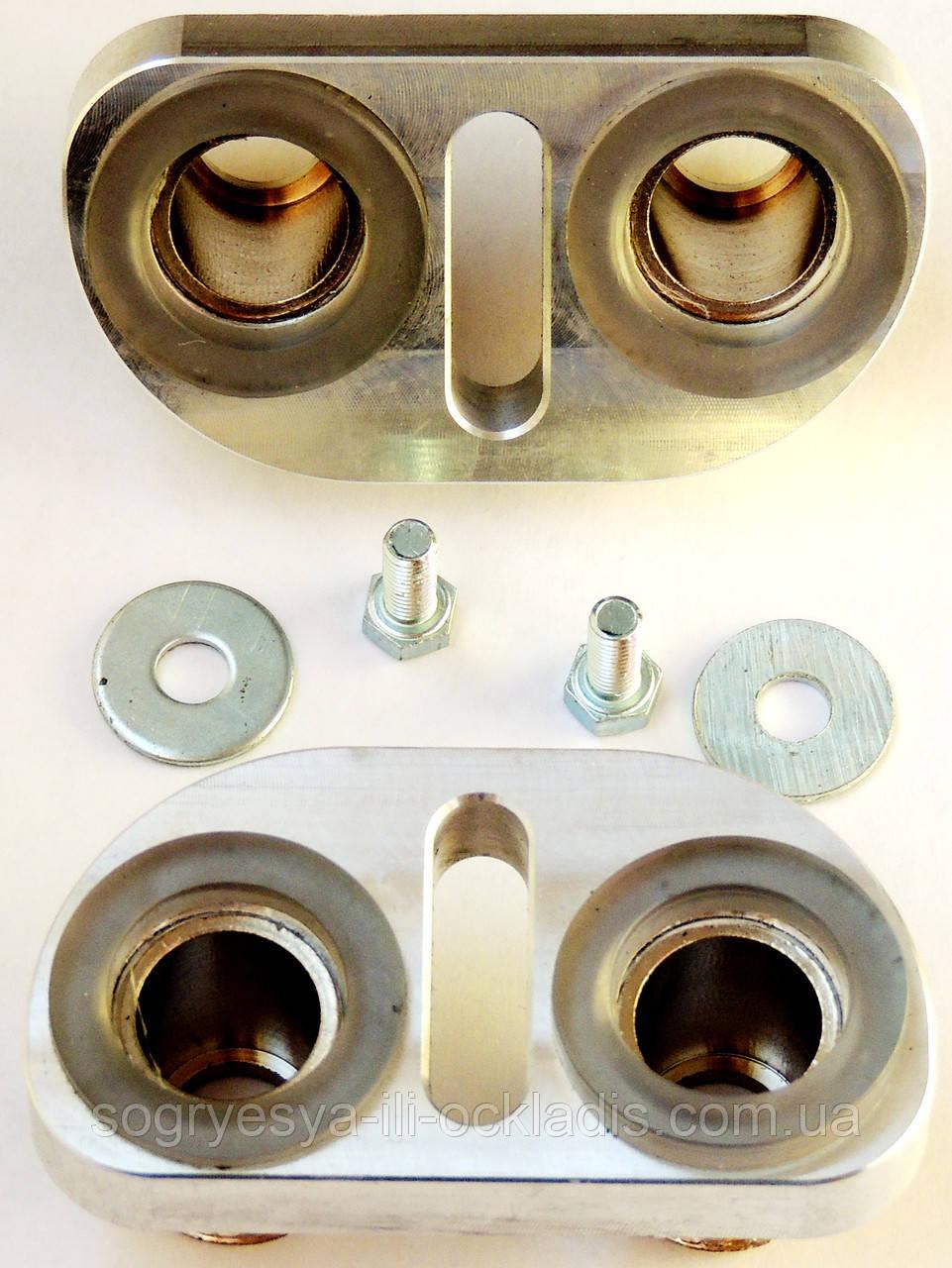 самодельный аппарат для промывки теплообменников видео