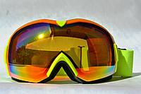 Горнолыжная маска HB 182 (желтый)