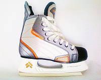 Коньки хоккейные TECNO pro, 25, 26.5 см.