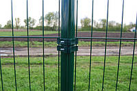 """Ограждение - секционный забор, сварная сетка, """"Техна-Эко"""" 930х2500 мм"""