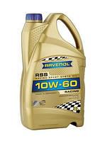 Масло мотор. RAVENOL RSS 10W60, 4л