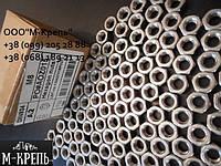 Шестигранная гайка М12 ГОСТ 5915-70, DIN 934 из нержавеющих сталей А2 и А4