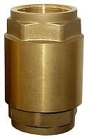 """Клапан обратный 1""""Fx1""""F (латунь) euro Sigma"""