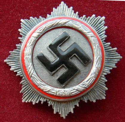 Военный орден немецкого креста II степень