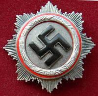 Военный орден немецкого креста II степень, фото 1