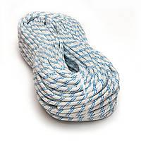 Веревка полиамидная статическая Ø 8 мм (репшнур, шнур)