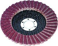 Круг лепестковый торцевой 125мм (зерно 100) Sigma