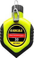 Шнур трассировочный 30м Sigma