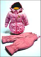 """Комплект детский весна-осень """"Мышка"""" куртка+полукомбинезон ( рост 80;86;92 см)"""