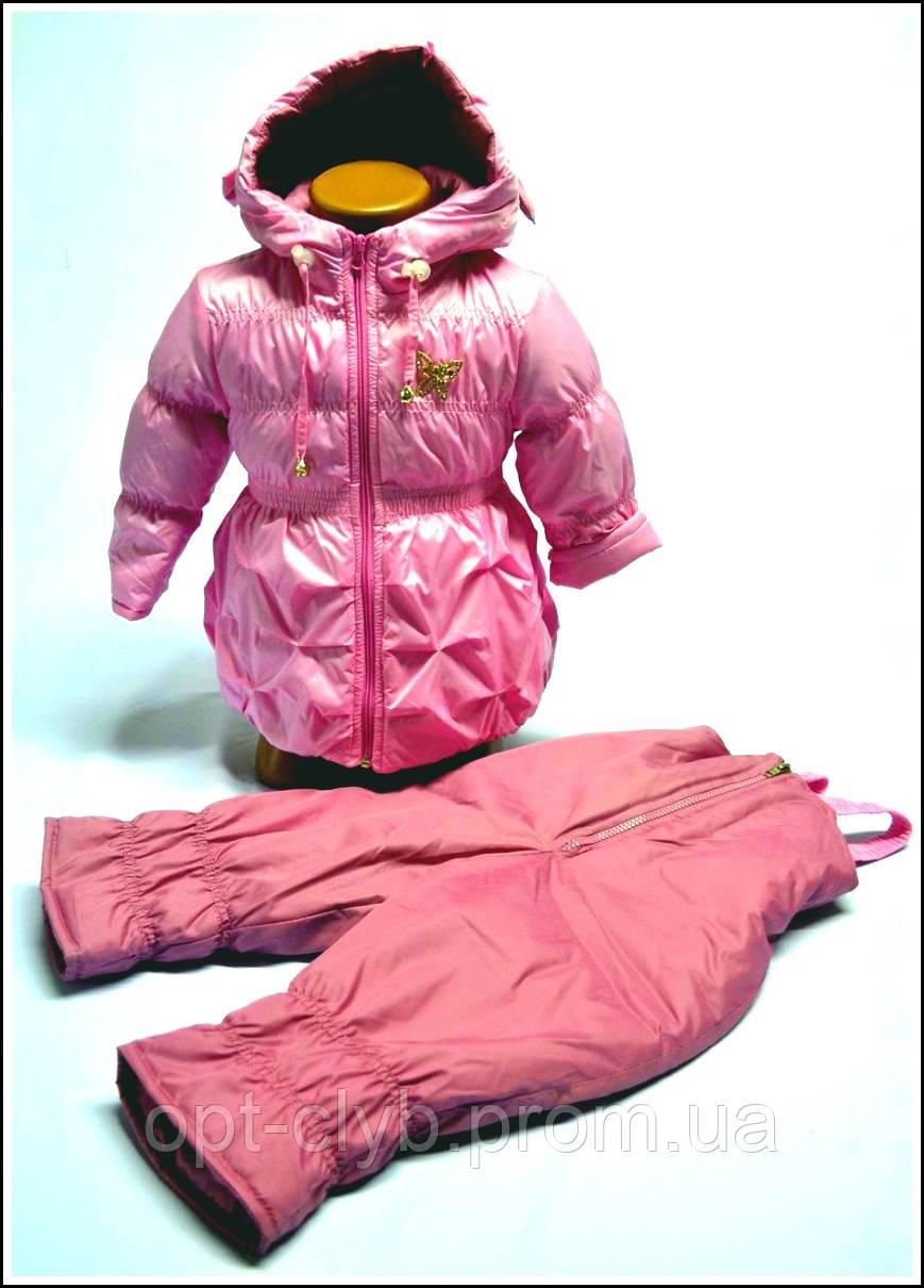 """Комплект детский весна-осень """"Мышка"""" куртка+полукомбинезон ( рост 80;86;92 см) - Магазин одежды """"ОПТклуб"""" в Хмельницком"""