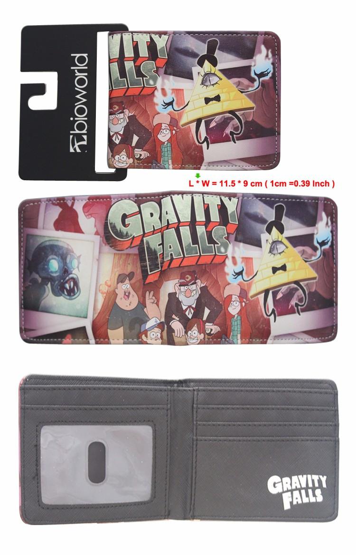 Кошелек  Гравити Фолз Gravity Falls