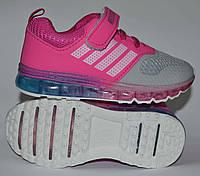 Яркие модные кроссовки на девочку  р-ры 27, 28, 30, 31  ТМ JONG GOLF