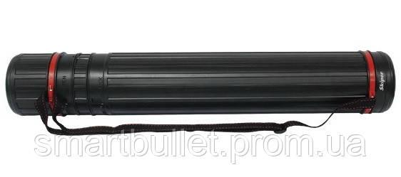 Тубус для чертежей телескопический черный Skiper Sk-978