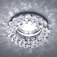 Встраиваемый потолочный светильник Feron CD4141 Mr16 под светодиодную лампу  led или галогенную диммируемую