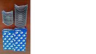 Вкладыши шатунные к вилочному погрузчику TOYOTA двигатель 1DZ 0,75. 13204-78201-71(13204-78200-71)