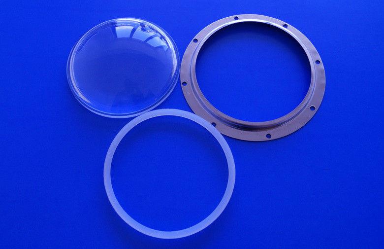 Линза светодиодной матрицы LED Lens 20-200W 100°-120° коллиматор