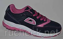 Подростковые кроссовки для девочки, размер 38 стелька 24,5см. DEMAX