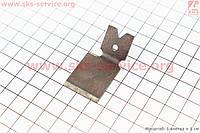 Защита ножа - отсекатель лески В=25 мм  для бензиновой мотокосы