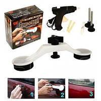 Набор для удаления вмятин на автомобиле POPS A DENT, инструмент для выравнивания вмятин без покраски