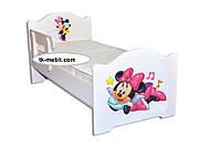 Кровать детская эксклюзив Микки