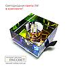 Встраиваемый светодиодный светильник Feron JD171 LED 3W 4000К (лампа в комплекте)