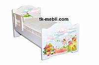 Кровать детская эксклюзив Сказка