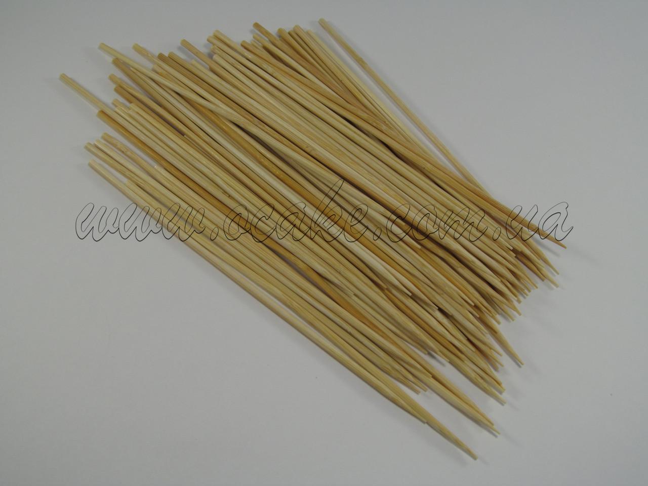 Палочки деревянные 25 см