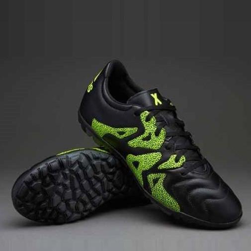 Обувь для футбола (сороканожки) Adidas X 15.3 TF Leather.