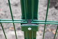 """Ограждение - секционный забор, сварная сетка, """"Техна-Пром"""" 1030х2500 мм"""