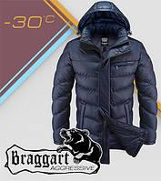 Зимняя куртка на молнии Braggart