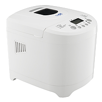 Хлебопечь ST 78-1000-02 White Хлiбопiч (1000г; 580 Вт, 12 программ, LCD дисплей, книга рецептов)